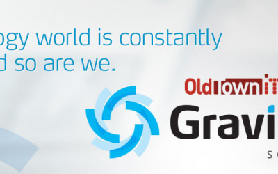 Old Town IT is Now Gravitate Solutions