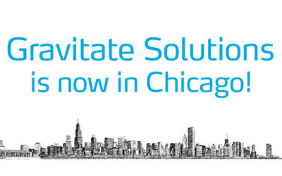 Gravitate Solutions is Now in Chicago