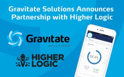 Gravitate Solutions Announces Partnership with Higher Logic