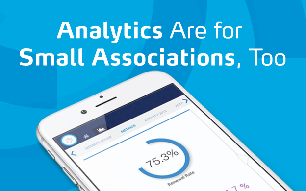 Analytics are for Small Associations, Too